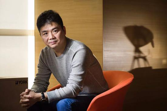 Richard Liu Had Big Dreams From The Time He Was A Child
